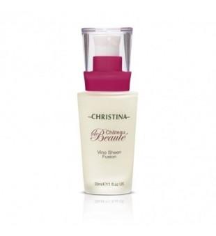 Christina Chateau de Beaute Vino Sheen Fusion Fluidas išlyginantis smulkias ir gilias raukšles, 30ml | inbeauty.lt