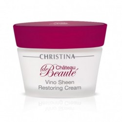 Chateau de Beaute Vino Sheen Restoring cream Atstatomasis kremas, 50ml