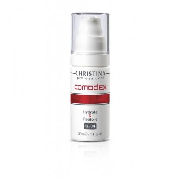 Comodex Hydrate & Restore Serum Drėkinantis koncentratas, 30ml