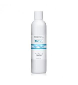 Christina Fresh Pure & Natural Cleanser Neutralus prausiklis visų tipų odai., 300ml | inbeauty.lt