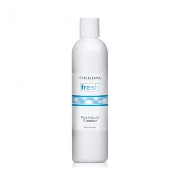 Fresh Pure Natural Cleanser Neutralus prausiklis visų tipų odai., 300ml