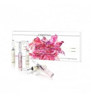 Christina Muse Cell Shield Ampoules Ampulės atkuriančios apsaugines odos funkcijas, 10x2ml | inbeauty.lt