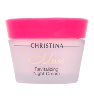 Christina Muse Revitalizing Night Cream Atkuriamasis naktinis kremas, 50 ml | inbeauty.lt