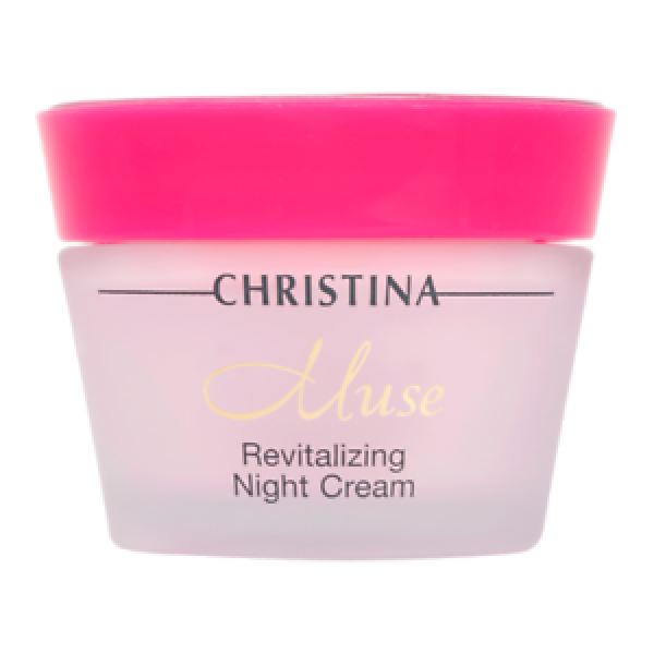 Muse Revitalizing Night Cream Atkuriamasis naktinis kremas, 50 ml