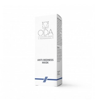 ODA Anti Redness Mask Kaukė nuo raudonio, 50ml | inbeauty.lt
