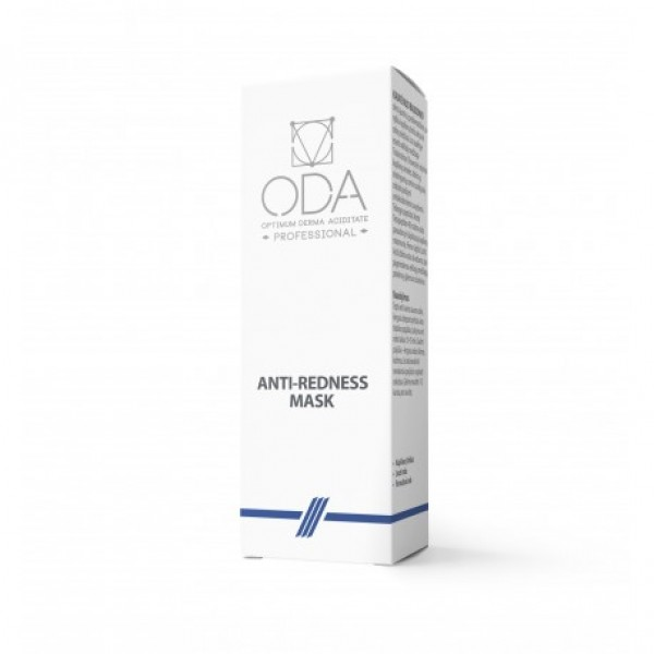 Anti Redness Mask Kaukė Nuo raudonio, 50ml