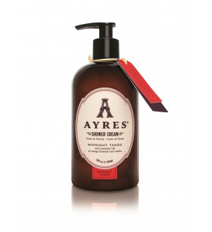 Ayres Shower Cream Midnight Tango Dušo kremas, 354 ml | inbeauty.lt