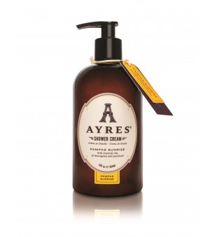 Ayres Shower Cream Pampas Sunrise Dušo kremas, 354 ml | inbeauty.lt