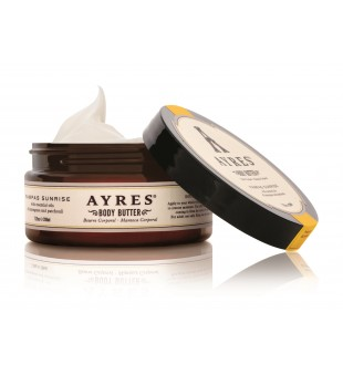 Ayres Body Butter Pampas Sunrise Kūno sviestas, 208 ml | inbeauty.lt