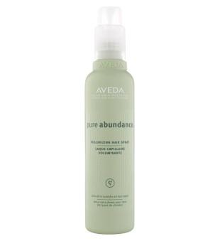 Aveda Pure Abundance Volumizing Hair Spray Apimties suteikiantis plaukų lakas, 200 ml | inbeauty.lt