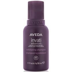 Invati Advanced Exfoliating Shampoo Valomasis šampūnas slenkantiems plaukams, 50 ml
