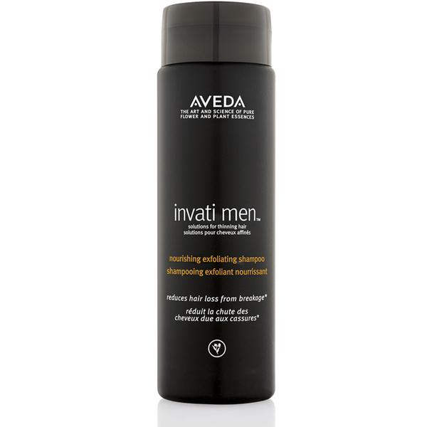 Invati Men Maitinantis valomasis šampūnas vyrams, 250 ml