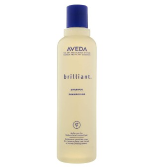 Aveda Brilliant Shampoo Kasdienis šampūnas pažeistiems ir dažytiems plaukams, 250 ml | inbeauty.lt