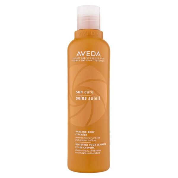 Plaukų ir kūno prausiklis, saugantis nuo saulės – Sun Care, 250 ml