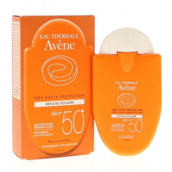 Apsauginė emulsija nuo saulės su SPF 50, 30 ml