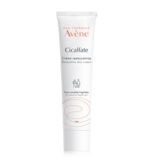 Avène Restorative Skin Cream Atkuriamasis-antibakterinis kremas pažeistai odai, 40 ml | inbeauty.lt