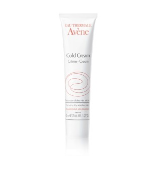 Avène Cold Cream Intensyviai drėkinantis veido ir kūno kremas, 100 ml | inbeauty.lt