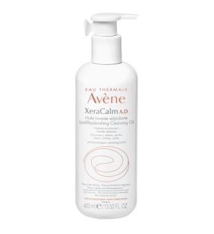 Avène Lipid Replenishing Cleansing Oil Valomasis aliejus veidui ir kūnui, 400 ml | inbeauty.lt