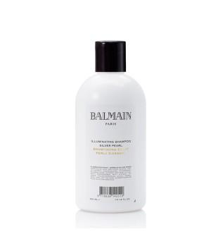Balmain Ilumminating Shampoo Silver Pearl Žvilgesio suteikiantis šampūnas šviesintiems plaukams, 300ml | inbeauty.lt