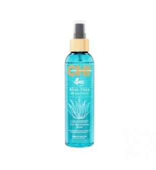 CHI Aloe Vera Curl Reactivating Spray Garbanas išryškinantis purškiklis, 177ml | inbeauty.lt