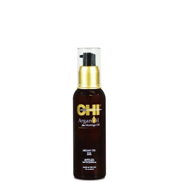 Argan Oil Argano ir moringų aliejų priemonė plaukams, 89ml