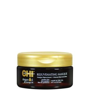 CHI Argan Oil Rejuvenating Mask Plaukų kaukė su argano ir moringų aliejumi, 237ml | inbeauty.lt