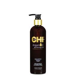 Argan Oil Shampoo Šampūnas su argano ir moringų aliejumi, 355ml