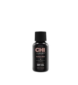 CHI Black Seed Oil Black Seed Dry Oil Juodųjų kmynų aliejus plaukams, 15ml | inbeauty.lt