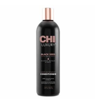 CHI Black Seed Oil Moisture Replenish Conditioner Drėkinamasis kondicionierius, 355ml | inbeauty.lt