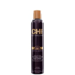 Deep Brilliance Flexible Hold Hair Spray Lanksčios fiksacijos plaukų lakas, 284g