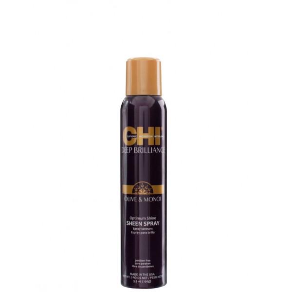Deep Brilliance Optimum Shine Sheen Spray Plaukų blizgesys, 150g