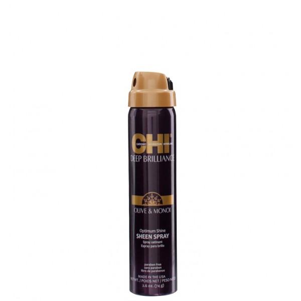 Deep Brilliance Optimum Shine Sheen Spray Plaukų blizgesys, 74g