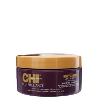 CHI Deep Brilliance Smooth Edge High Shine & Firm Hold Plaukų pasta, 54g | inbeauty.lt