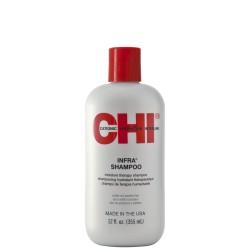 Infra Shampoo Šampūnas po plaukų dažymo, 355ml