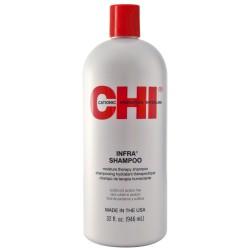 Infra Shampoo Šampūnas po plaukų dažymo, 946ml