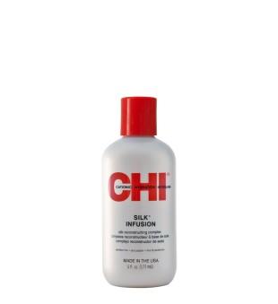 CHI Infra Silk Infusion Šilko kompleksas plaukams, 177ml | inbeauty.lt