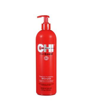 CHI Iron Guard 44 Thermo Protecting Shampoo Šampūnas su termo apsauga, 739ml | inbeauty.lt