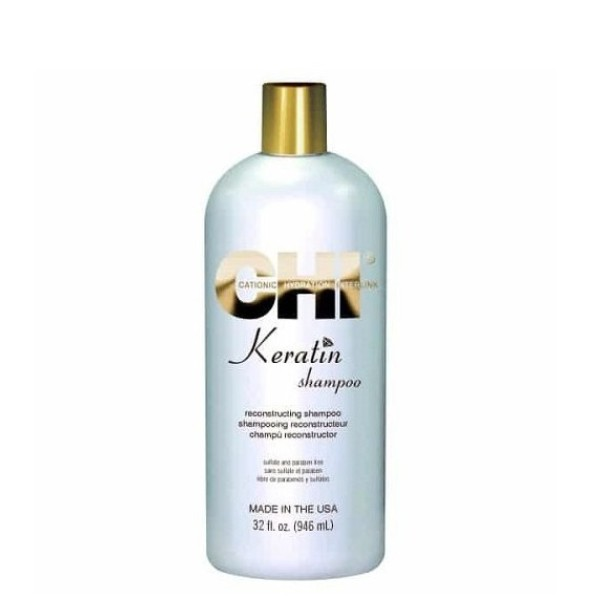 Keratin Shampoo Šampūnas su keratinu, 946ml