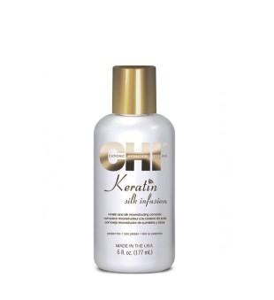 CHI Keratin Silk Infusion Keratino ir šilko kompleksas plaukams, 177ml | inbeauty.lt