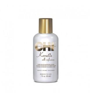 CHI Keratin Silk Infusion Keratino ir šilko kompleksas plaukams, 59ml | inbeauty.lt