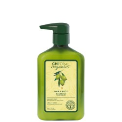 Olive Organics Hair & Body Conditioner Plaukų ir kūno kondicionierius, 340ml