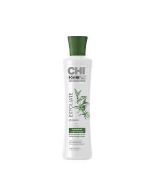 CHI Power Plus Exfoliate Shampoo Šampūnas nuo plaukų slinkimo, 355ml | inbeauty.lt