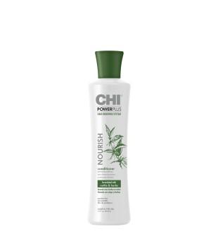 CHI Power Plus Nourish Conditioner Plaukus maitinantis konidcionierius, 355ml | inbeauty.lt