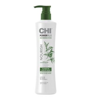 CHI Power Plus Nourish Conditioner Plaukus maitinantis konidcionierius, 946ml | inbeauty.lt