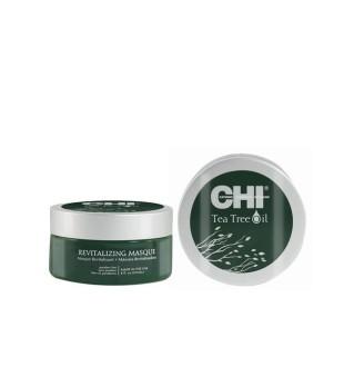 CHI Tea Tree Oil Revitalizing Masque Kaukė su arbatmedžio aliejumi, 237ml | inbeauty.lt
