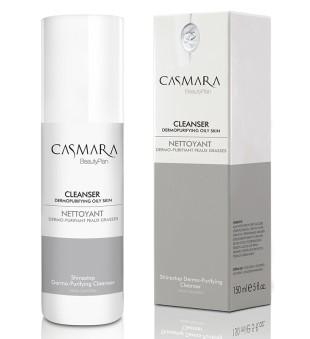 Casmara Cleanser Dermopurifying Oily Skin Valomasis prausiklis riebiai odai, 150 ml | inbeauty.lt