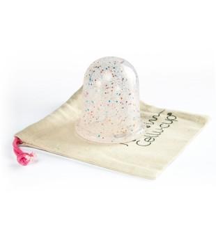 Cellu-cup Glitter Anticeliulitinė taurelė, 1 vnt. | inbeauty.lt