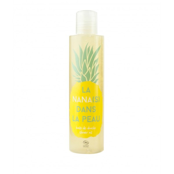 Shower Oil Lananas Dušo aliejus, 200ml