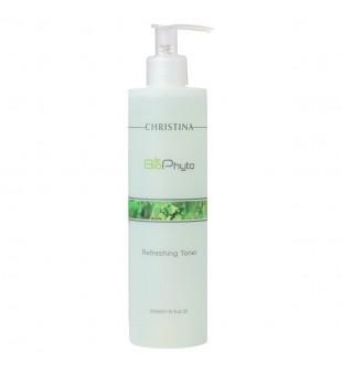 Christina Bio Phyto Refreshing Toner Gaivinantis tonikas veidui, 300 ml | inbeauty.lt