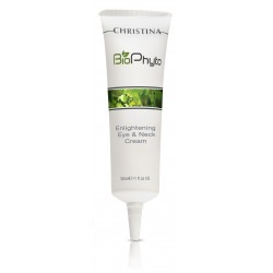 Bio Phyto Enlightening Eye and Neck Cream Šviesinamasis paakių kremas, 30 ml